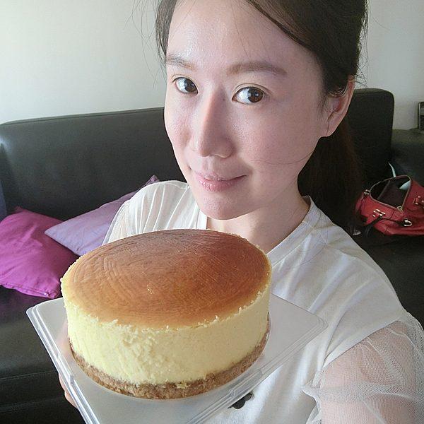 手作重乳酪蛋糕4