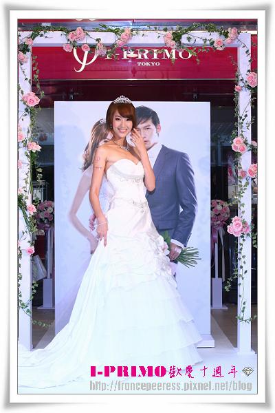 I-PRIMO最美麗的的新娘隋棠佩帶十周年紀念限定結婚對戒款SPARKLE.jpg